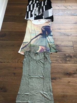 T-Shirt Paket -neuwertig