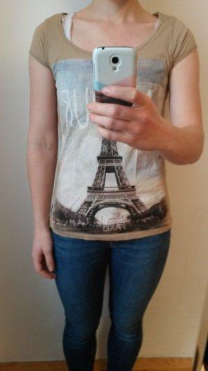 T-Shirt Paris Amour Print