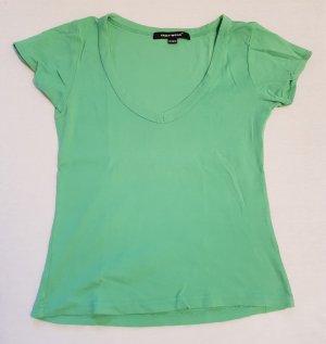 T-Shirt Pastellgrün