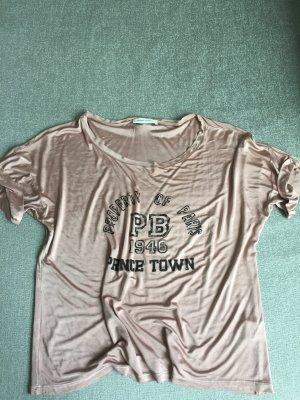 Balmain Oversized shirt roségoud