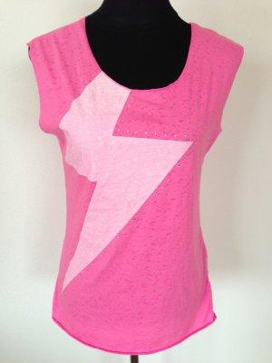 T-Shirt pink Blitz gr S