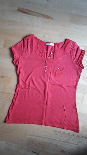 T-Shirt - Promod - rot - 36