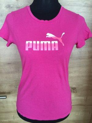 T-Shirt Puma pink Gr 36 top Zustand