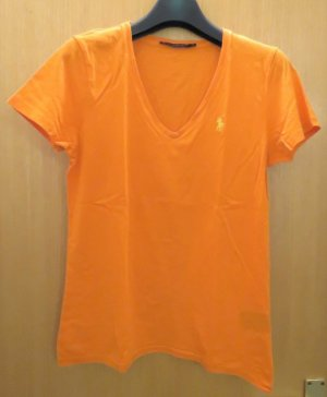 T-Shirt Ralph Lauren, orange