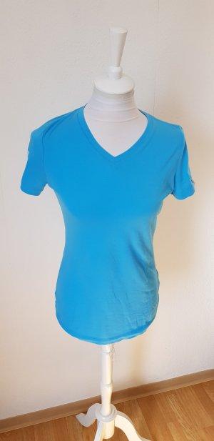 T-Shirt reebok blau