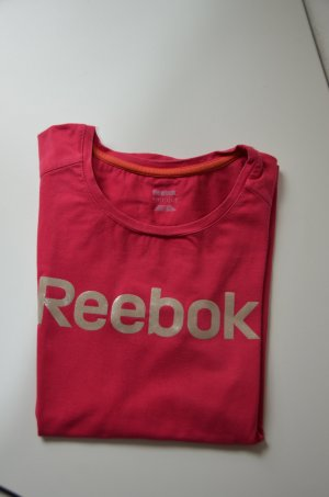 T-Shirt Reebook Gr.S pink
