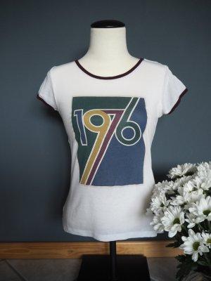 T-Shirt - Retro - Gr. S