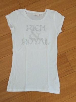 T-Shirt RICH & ROYAL Gr. S