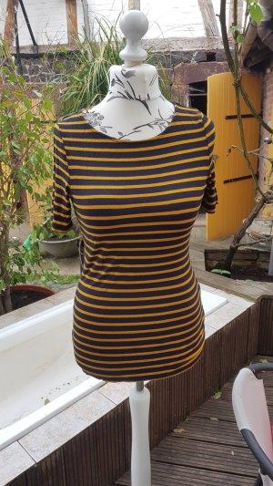 T-Shirt Ringel 38 Oui gelb blau