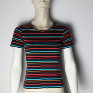 Mexx Camisa de rayas multicolor Algodón