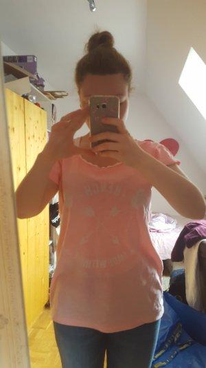 T-shirt rosa/pink Bench