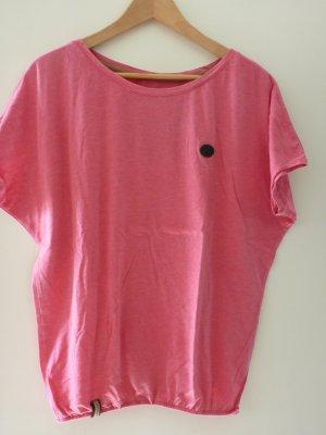 T-shirt rosa von Naketano, Größe S