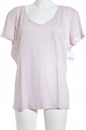T-Shirt rosé Casual-Look