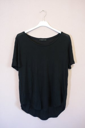 COS T-shirt noir lyocell