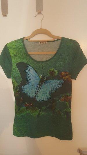 T-Shirt Schmetterling Tamaris