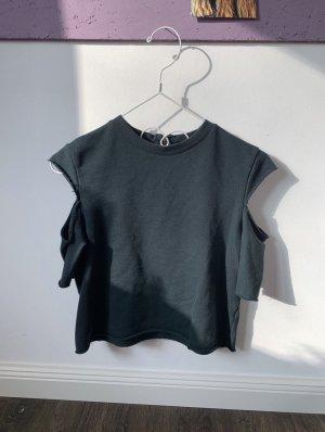 T Shirt , schulterfrei
