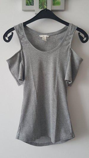 T-Shirt schulterfrei von H&M