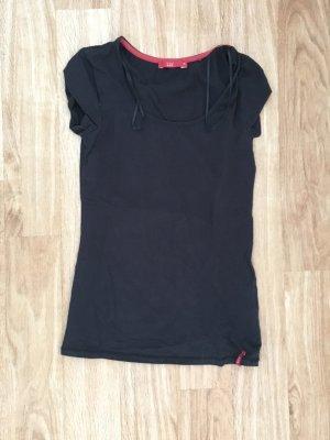 T-Shirt schwarz edc Größe XS