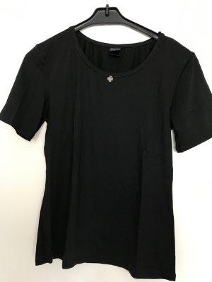 T-Shirt schwarz glänzend von Joop