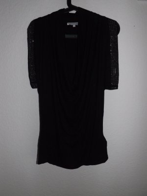 T-Shirt, schwarz, Größe L