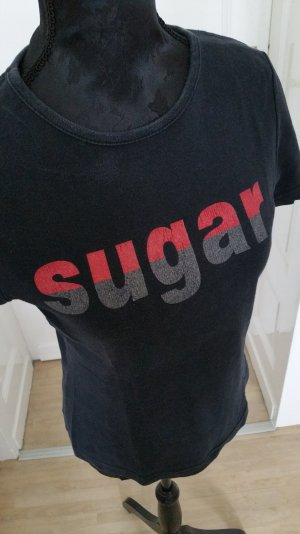 T-shirt schwarz,rot von Madonna