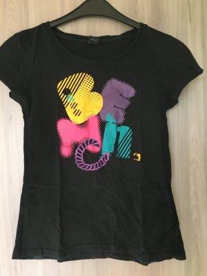 T-Shirt schwarz von Bench