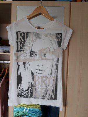 T-Shirt selten getragen
