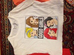 H&M T-shirt veelkleurig