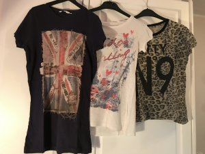 T-Shirt Set in S/M  New Look