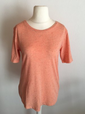 T-Shirt Shirt Basic lachs meliert Gr. S
