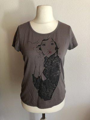 T-Shirt Shirt Basic mit Print Levi's Gr. L