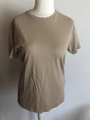 T-Shirt Shirt Basic Oversized locker beige Gr. XS