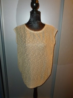 Orsay Camisa tejida marrón arena