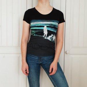 T-Shirt Shirt Tshirt Top Schwarz Blau weiß Grau L Tanktop Croptop Pulli Pullover Hoodie