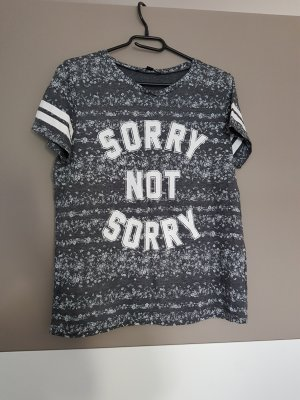 "T-Shirt ""Sorry not Sorry"""