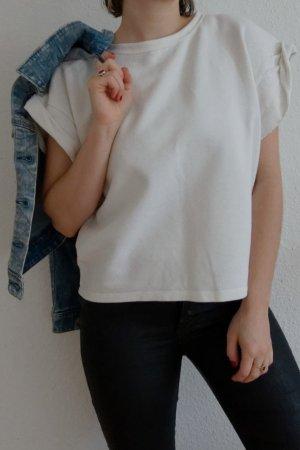 T-Shirt sportlich, boxy, oversized