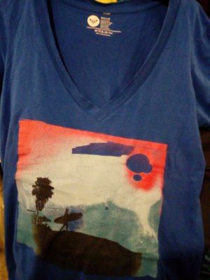 Roxy Sports Shirt multicolored