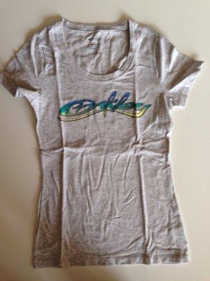 T-Shirt/ Sweatshirt grau Oakley Größe 34/ xs