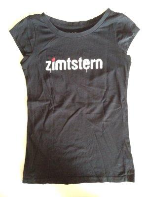 T-Shirt/ Sweatshirt Zimtstern schwarz Größe 34/ xs