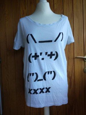 T-Shirt Symbole Häschen Gr. M/L H&M
