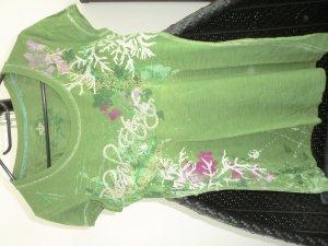 edc by Esprit T-shirt verde prato Cotone