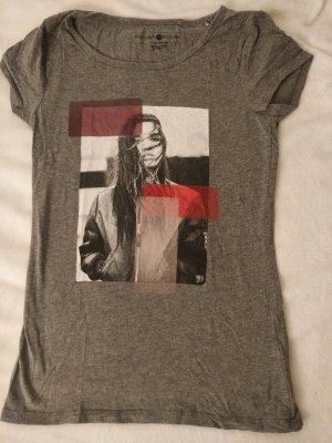 T-Shirt Tom Tailor grau Gr. XS ungetragen!