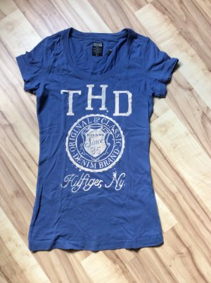T-Shirt - Tommy Hilfiger - blau