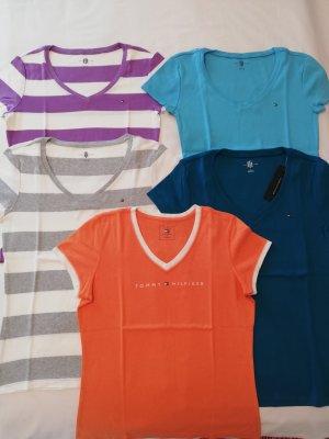 T-Shirt Tommy Hilfiger, Gr. S und M