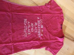 T-shirt Tommy Hilfiger Pink Größe m