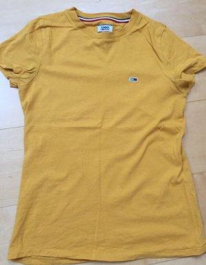 Tommy Hilfiger T-Shirt yellow