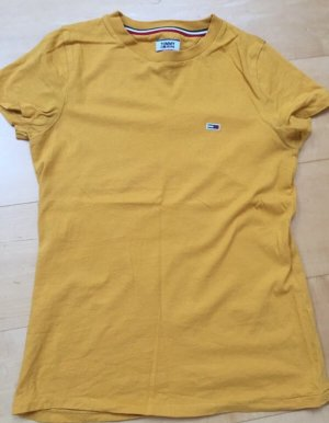 T-shirt Tommy Hilfiger XS Gelb