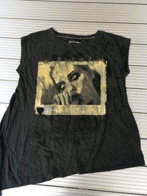 T shirt Top asymetrisch von Religion