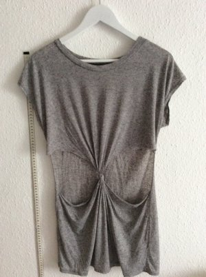 T-Shirt top mit cut out