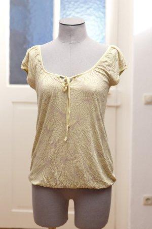 T-Shirt / Top von Esprit in sommerlichem Hellgelb